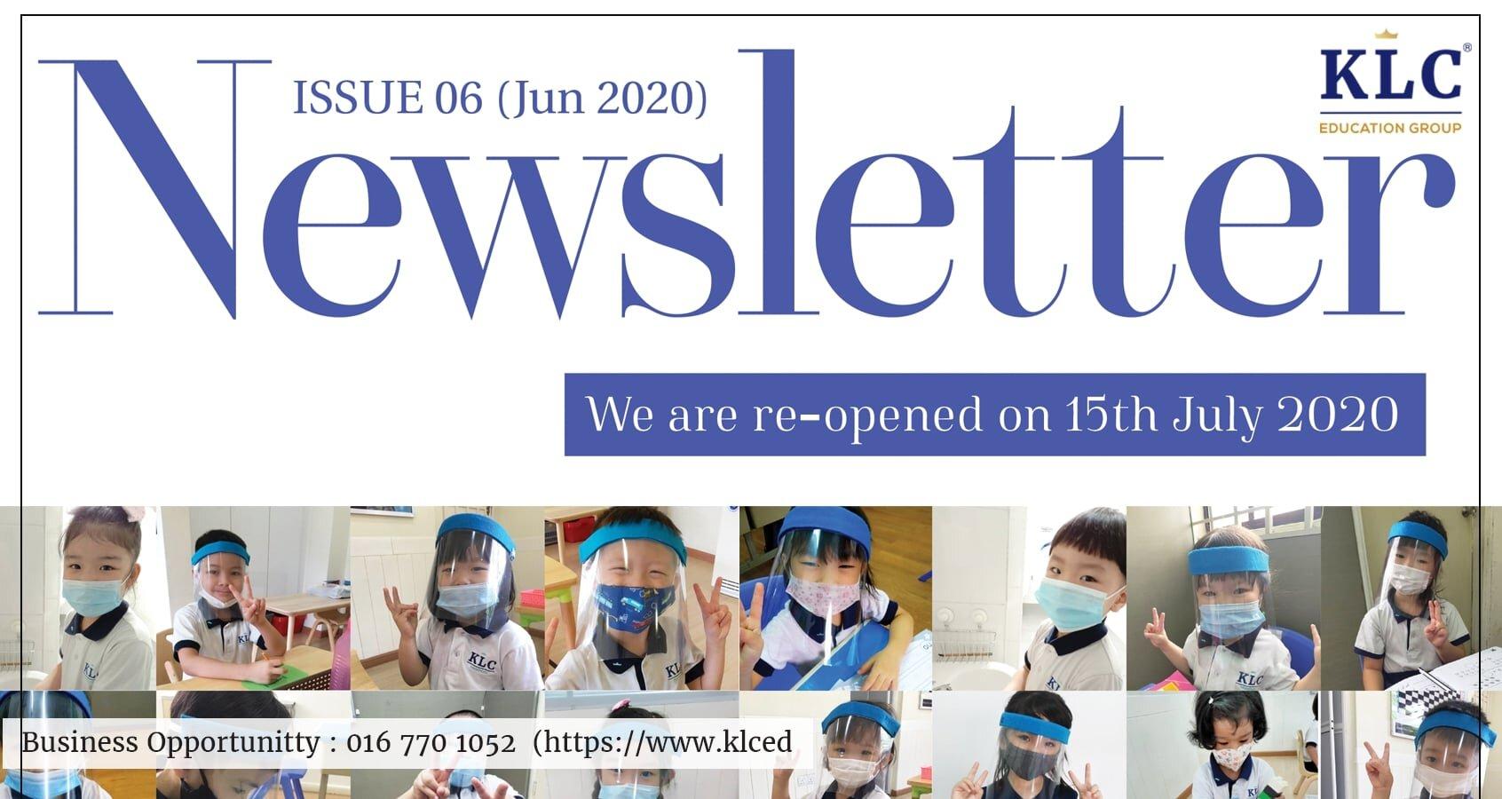 KLC Newsletter June 2020