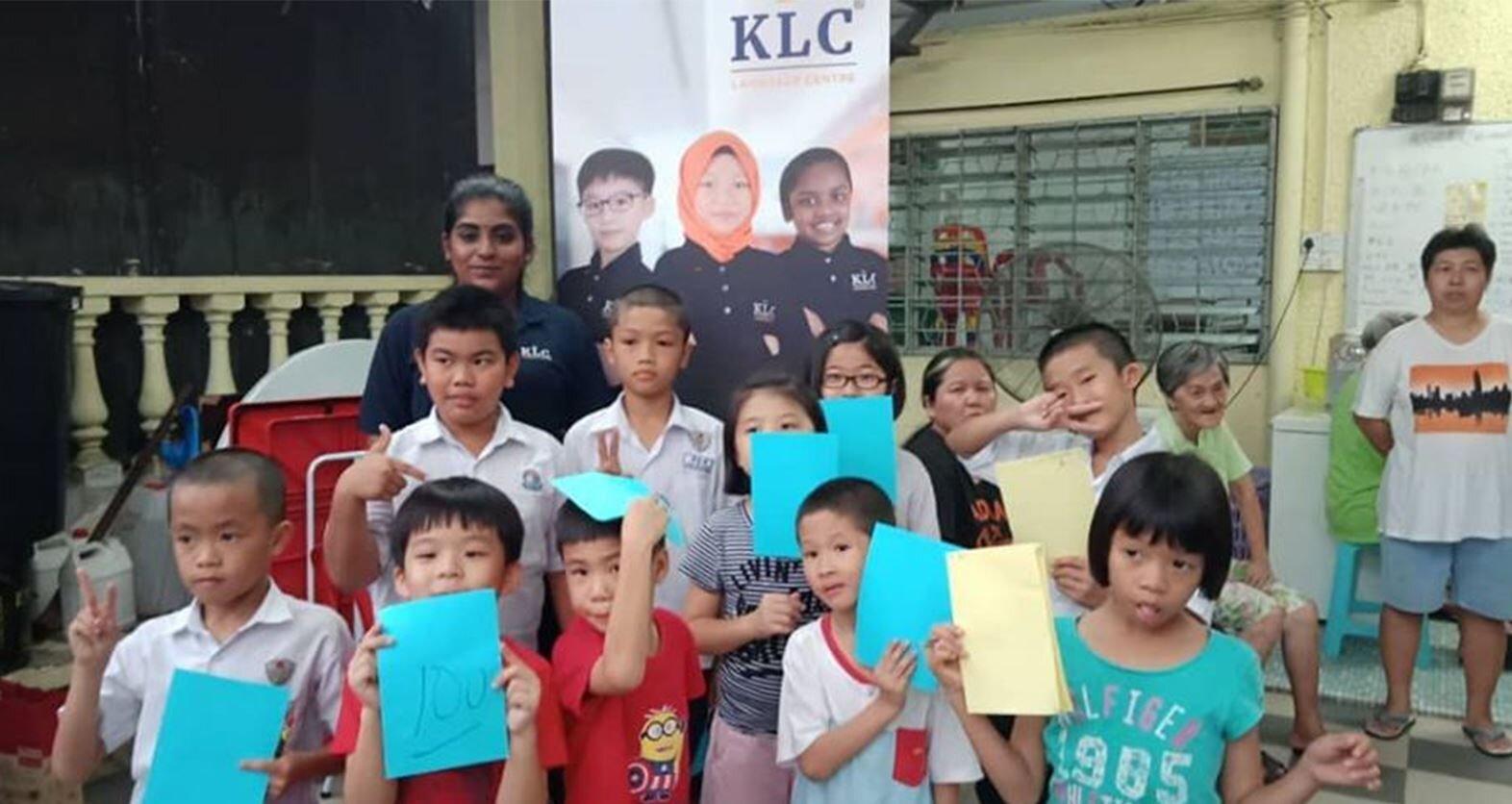 Puchong 喜乐之家慈善活动