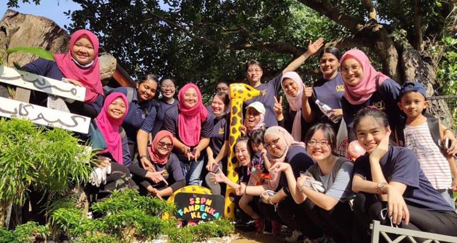 CSR di Zoo Johor
