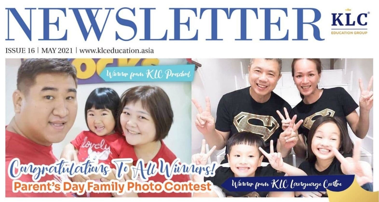 KLC Newsletter May 2021