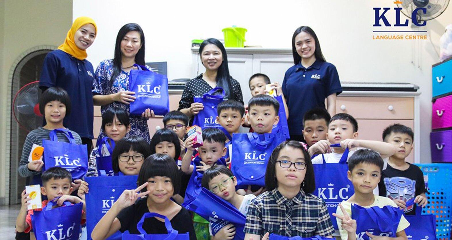 CSR di Rumah Kebajikan Cheng En