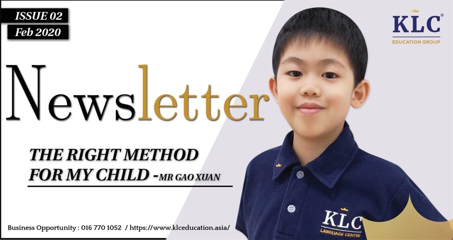 KLC Newsletter February 2020