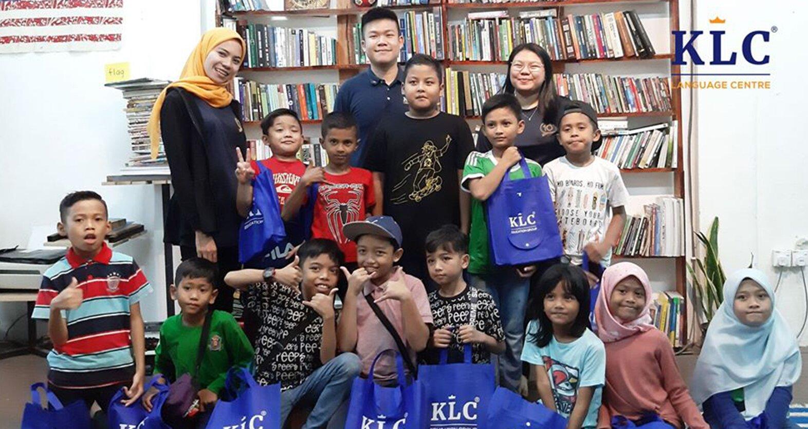 Bengkel Bahasa Inggeris di Sekola Baroka, Johor Bahru